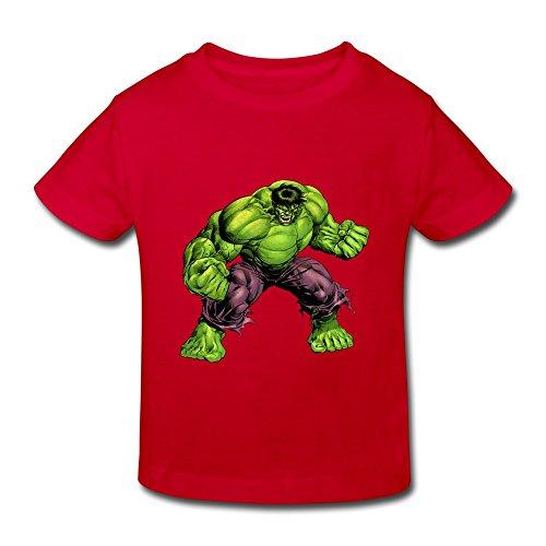 KST  Jungen T-Shirt Braun Rot