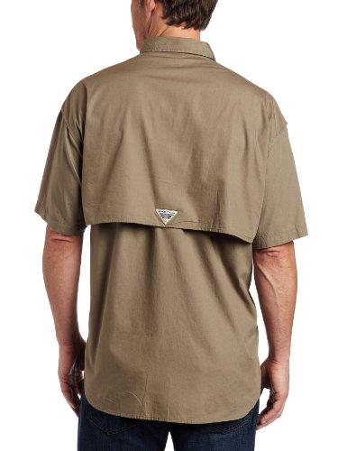Columbia Herren T-Shirt Short Sleeve Bonehead hoch graugrün