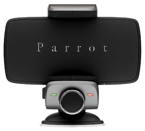 Parrot MiniKit Smart Support mains-libres Bluetooth et Chargeur pour