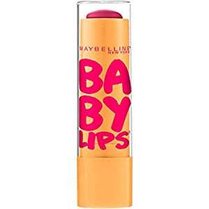 Maybelline Baby Lips Moisturizing Lip Balm, Cherry Me, 4g