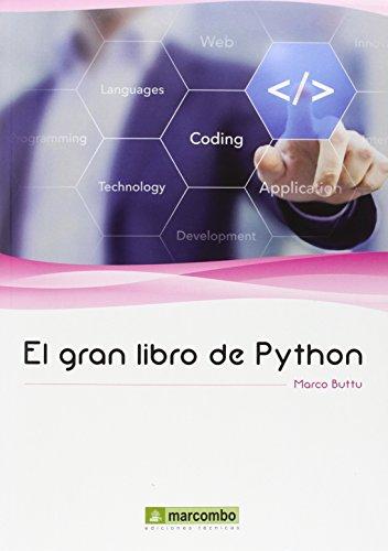 Descargar Libro EL GRAN LIBRO DE PYTHON de MARCO BUTTU