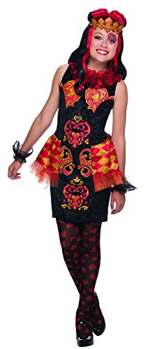Ever After High Lizzie Hearts Child Costume Medium