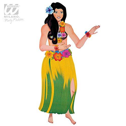 Hawaii Dekoration Hula Tänzerin