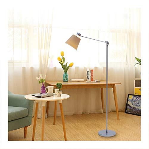 en LED-Stehlampe, Wohnzimmer-Schlafzimmer-Studienarbeit, einschließlich LED9.5W-Glühlampe weißes hellgelbes Licht ()
