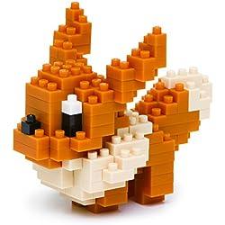 Nanoblock 130 Piece 3D Puzzle Pokemon - EVE / NBPM-05