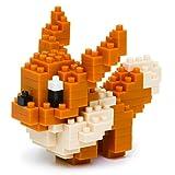 nanoblocks Nbpm005 Nb - Eevee - Pokemon Building Kit by Nanoblocks