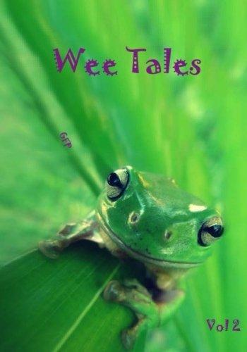 Wee Tales Vol 2 (Zwei Fleece-shorts)