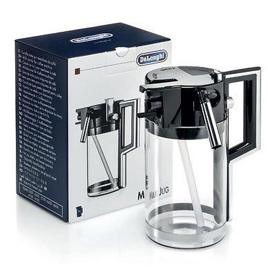 Milchbehälter mit Deckel für De Longhi Kaffeevollautomaten Typ: ESAM 5500, ESAM 5600, ESAM 5700, ESAM 6620, ESAM 6650 und ESAM 6700