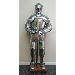 Medieval Traje de armadura cuerpo armadura por Nauticalmart