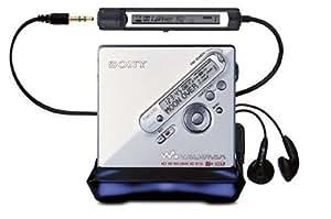 Sony MZ-N710 Silver Net MiniDisc Walkman