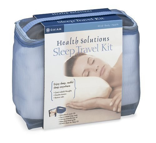 Health Solutions For Sleep Travel Kit by James Dr. Rouse -