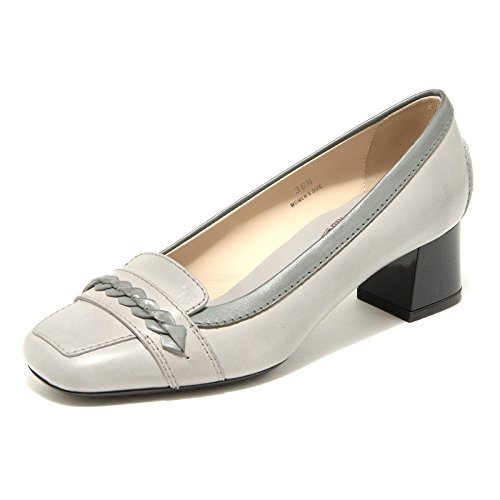 48858 Decollete Tods Chaussures Femme Chaussures Femme Gris