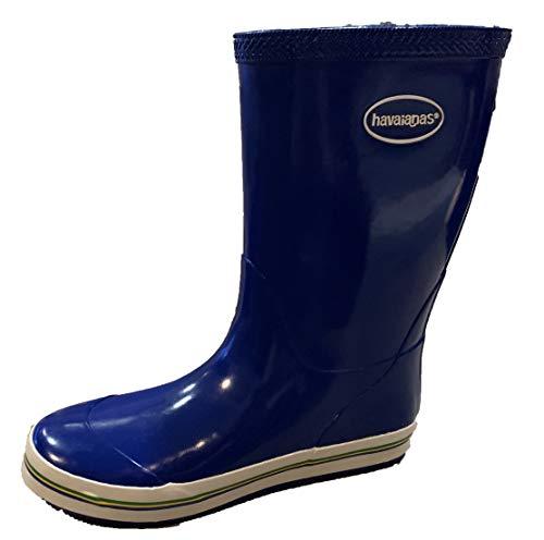 Havaianas, Damen Stiefel & Stiefeletten  blau blau, blau - blau - Größe: EU 35