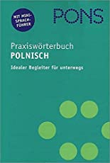 PONS Praxiswörterbuch plus: Mit Sprachführer / Polnisch-Deutsch /Deutsch-Polnisch
