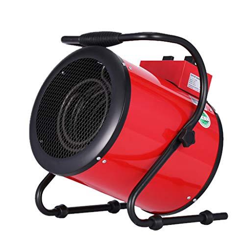 Heater Calentador de Espacio de Ventilador Industrial, Calentadores eléctricos para el hogar...
