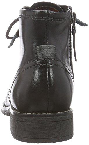 Tamaris 25235, Bottes Classiques Femme Noir (black Leather 003)