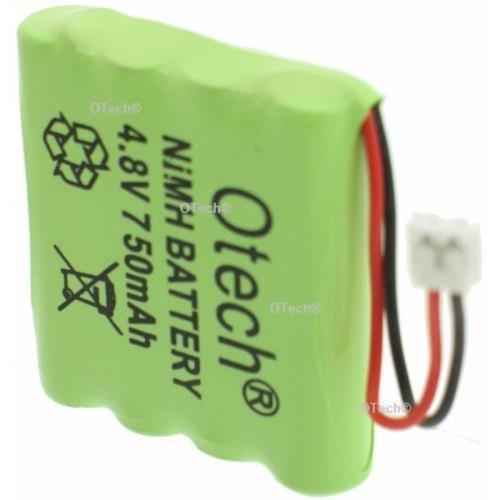 Batteries Spécifiques ACCUS 4.8V 750 mAh Ni-Mh