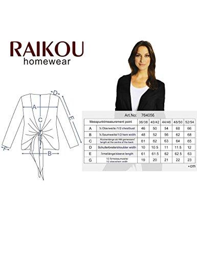 Raikou - Ensemble de pyjama - Femme Noir Noir Noir - Lilas