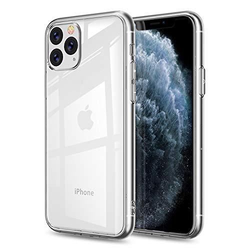 FayTun Funda para iPhone 11 Pro, Ultra Fina Silicona Suave TPU Gel Carcasa...