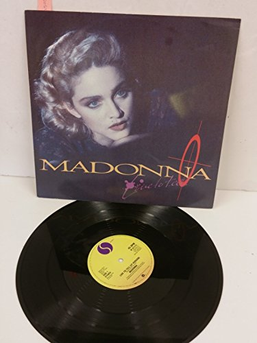 MADONNA live to tell, 12 inch single