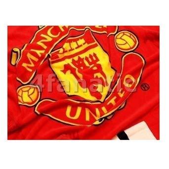 Manchester United Polaire Couverture Polaire 130 x 170 cm