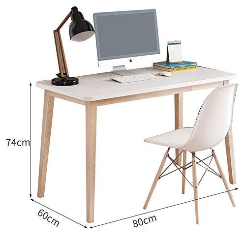 YNN Tisch Couchtisch Esstisch Boden Esstisch Schreibtisch Computertisch, Kinderschreibtisch (Farbe : A, größe : 80cm)