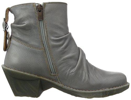 grey Grau Art Stiefel Damen Kurzschaft Oteiza aWaCxBvq