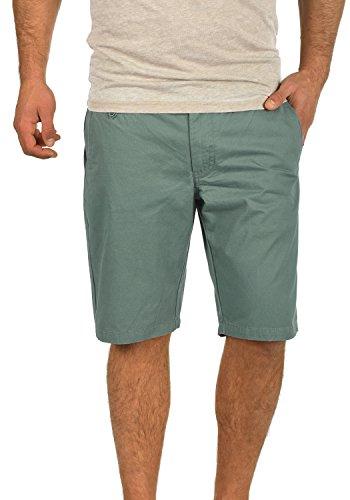 BLEND Sasuke Herren Chino Shorts kurze Hose, Größe:M;Farbe:Balsam Green (77189)