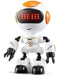 Acecoree Robot RC R8 éducatif interactif pour Jouer Et Apprendre, Lumière, Danse, Talking Fighting Intelligent Robot, Cadeau pour Enfant