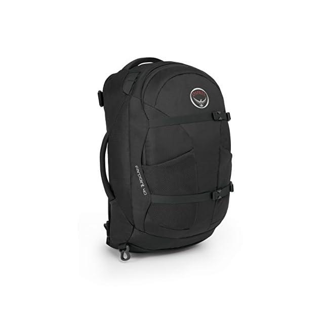 Osprey Farpoint 40 sac à dos coffre M/L grey