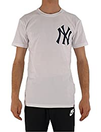 Majestic New York Yankees Noos Gamily Camiseta Hombre Blanco M (Medium) 440079283f6