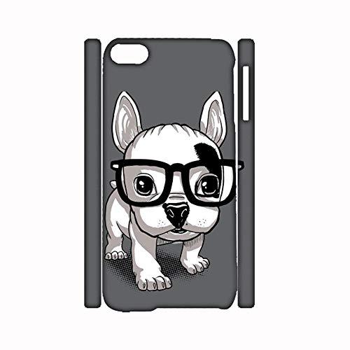 Babu Building Zum Apple Ipod Touch 6 mit Pug Dog F?LLE Abs Gro? F¨¹r Typ