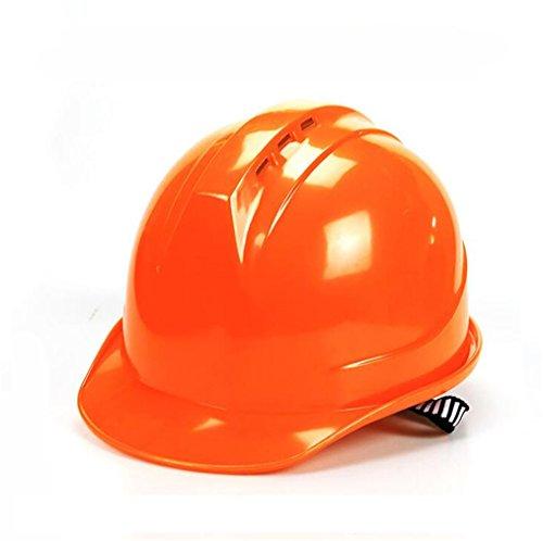 ABS-Schutzhelm-Arbeits-Sturzhelm Breathable Sturzhelm-Abnutzungs-Flut-Schutz-Schutzhelm