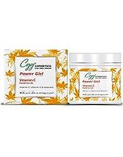 CGG Cosmetics Vitamin C Facial Scrub - Anti-Aging Formula -