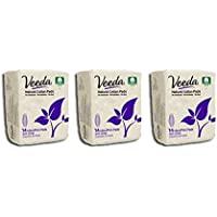 Veeda Ultra Thin Regular toallas con alas I 42 Count