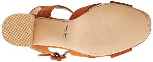 Pepe Jeans - Grace, Sandali Donna Marrone (Marron (877 Nut Brown))