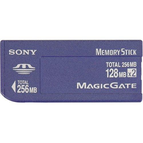 Sony 128MB X2Memory Stick Select Media (msh-128s2) - 256 Mb Memory Stick Karte