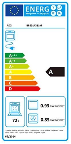 AEG Electrolux BP5014321M Einbaubackofen - 2