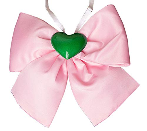 Jupiter Halloween Sailor Kostüm - CHIUS Cosplay Costume Collar Bowknot For Sailor Jupiter Kino Makoto Version 4