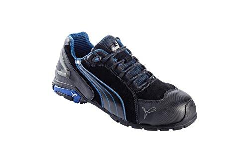 Puma 642750-256-45 Rio Chaussures de Sécurité Low S3 SRC Taille 45 Noir