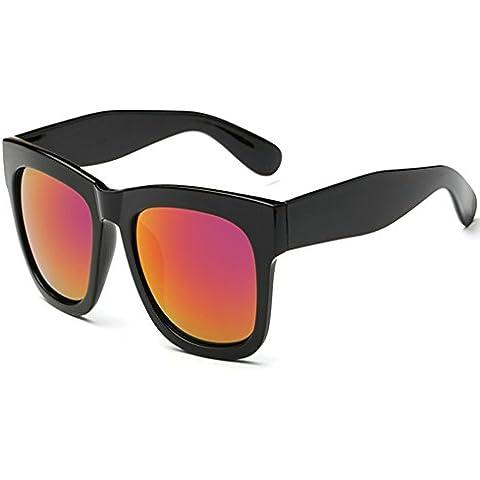 B-B Unisex Fashion style Sunglasses 54mm
