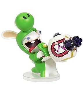 UBI Soft Mario & Rabbids Kingdom Battle Figur Rabbid Yoshi (8 cm) Importación Alemana