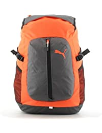 Puma Orange Laptop Backpack (7440207)