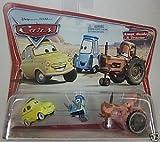 Luusa Luigi Guido Tractor Original Deser...