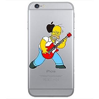 Abaure Schutzhülle für iPhone 6 / 6S, Motiv Omer Simpson