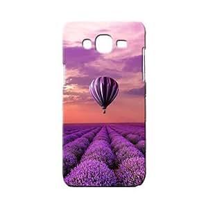 BLUEDIO Designer 3D Printed Back case cover for Samsung Galaxy E7 - G4023