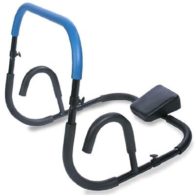 Bauchtrainer / Bauchmuskeltrainer Fitnessgerät für Sit-Ups Rückentrainer