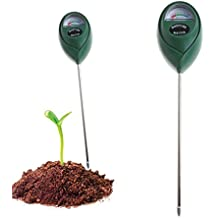 Mentin Soil Moisture Sensor Metro probador, Monitor de Agua del Suelo, higrómetro Humedad probador