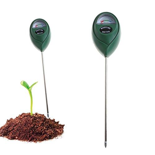 Mentin Soil Moisture Sensor Mètre testeur, Moniteur de l'eau du Sol, Hygromètre humidité testeur...