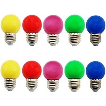 Nicht Dimmbar Automatisches Farbwechsel Leuchtmittel LED